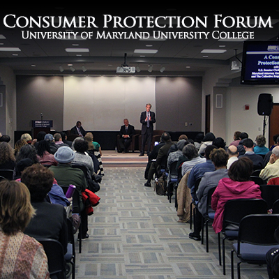 Consumer Protection Forum