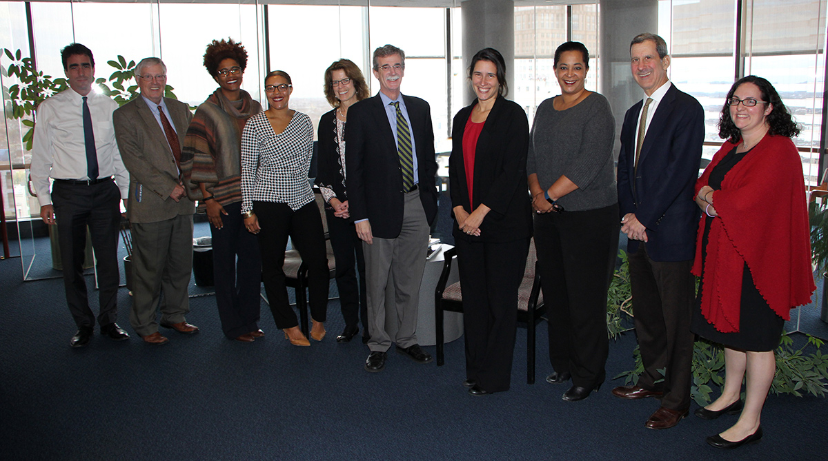 Maryland Attorney Generals office senior staff